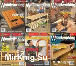 Canadian Woodworking & Home Improvement - 2017 Full Year Issues Collection
