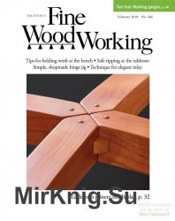 Fine Woodworking №266