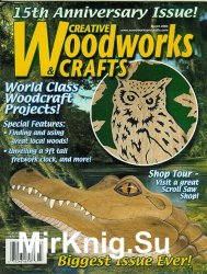 Creative Woodworks and Crafts March 2004