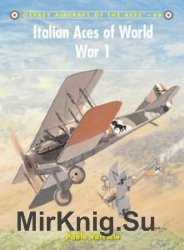 Italian Aces of World War 1 (Osprey Aircraft of the Aces 89)