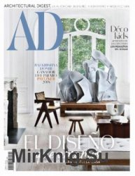 Architectural Digest Mexico - Abril 2018