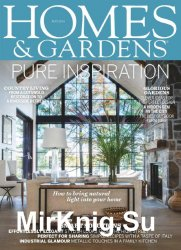 Homes & Gardens UK - May 2018