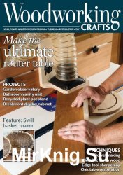 Woodworking Crafts - May 2018