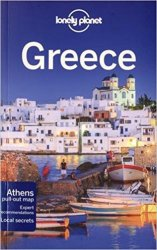 Lonely Planet Greece, 13 edition