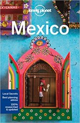 Lonely Planet Mexico, 15 edition
