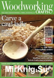 Woodworking Crafts - July 2018