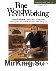 Fine Woodworking #268