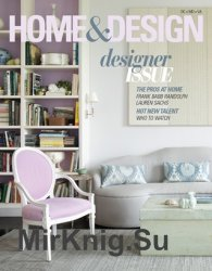 Home & Design - July/August 2018