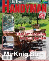 The Home Handyman - July/August 2018