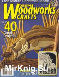 Creative Woodworks & crafts November 2005
