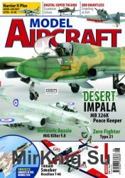 Model Aircraft Vol. 17 Issue 8 2018