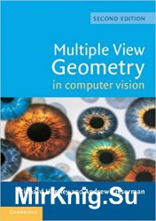 Multiple View Geometry in Computer Vision, Second Edition