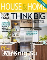 House & Home - August 2018