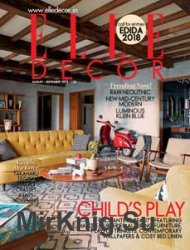 Elle Decor India - August/September 2018