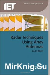 Radar Techniques Using Array Antennas, 2nd Edition