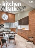 Kitchen & Bath Design News - September 2018