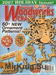 Creative Woodworks and Crafts №125. Holiday