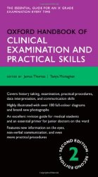 Oxford Handbook of Clinical Examination and Practical Skills, 2nd Edition