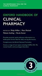 Oxford Handbook of Clinical Pharmacy, Third Edition