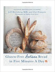 Gluten-Free Artisan Bread in Five Minutes a Day