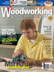 Canadian Woodworking and Home Improvement №62