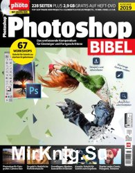 Digital Photo Sonderheft - Photoshop Bibel №1 2019