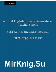 Natural English Upper Intermediate Teacher's Book