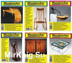 Woodworker West - 2018 Full Year Issues Collection
