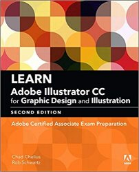 Learn Adobe Illustrator CC for Graphic Design and Illustration, 2nd Edition