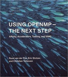 Using OpenMP-The Next Step: Affinity, Accelerators, Tasking, and SIMD
