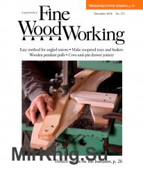 Fine Woodworking #271