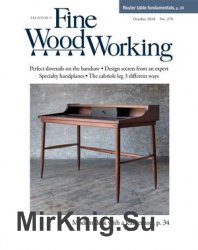 Fine Woodworking #270