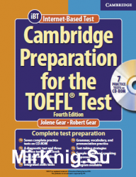 Cambridge Preparation for the TOEFL Test (4th ed.)
