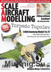 Scale Aircraft Modelling 2013-05