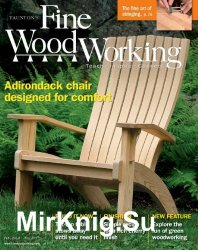 Fine Woodworking #273