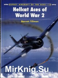 Osprey Aircraft of the Aces 10 - Hellcat Aces of World War 2