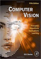 Computer Vision: Principles, Algorithms, Applications, Learning 5th Edition