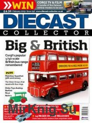Diecast Collector - February 2019