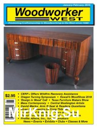 Woodworker West №1 2019