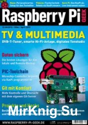 Raspberry Pi Geek - Marz/April 2019