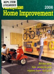 The Family Handyman: Home Improvement 2006