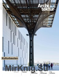 Architektur+Technik 1/2019