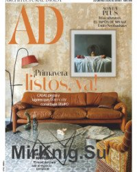 AD Architectural Digest Espana - Abril 2019