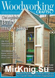 Woodworking Crafts - April 2019