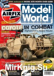 Airfix Model World - October 2012