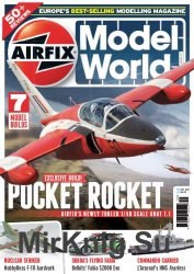 Airfix Model World - October 2014