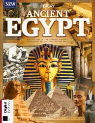 All About History: Book Of Ancient Egypt (4th Edition, 2018)