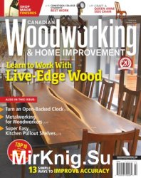 Canadian Woodworking & Home Improvement No.118