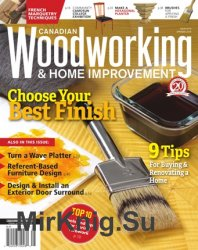 Canadian Woodworking & Home Improvement No.119