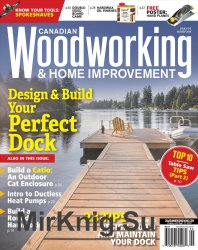 Canadian Woodworking & Home Improvement No.115